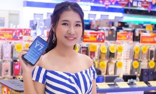 Giới trẻ trải nghiệm Huawei Y7 Pro 2019