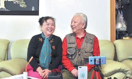 Người cao tuổi - khách hàng tiềm năng trên mạng ở Trung Quốc