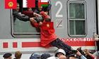 Ảnh chế tuyển Việt Nam vào vòng 1/8 Asian Cup