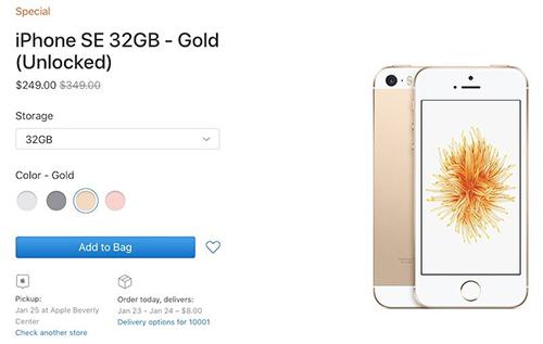 apple-xa-iphone-se-ton-kho-gia-249-usd