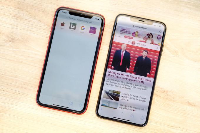 Smartphone cao cấp giảm giá mạnh trước Tết