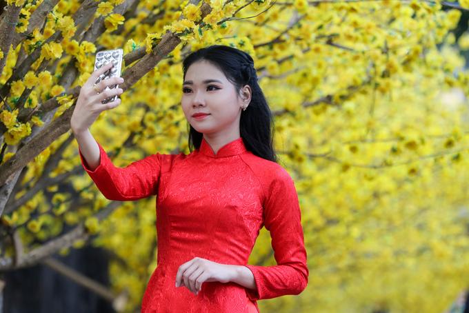 10 lưu ý để có ảnh đẹp bằng smartphone ngày Tết