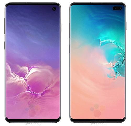Galaxy S10 lộ ảnh với ba màu, màn hình 'đục lỗ' - Ảnh 2