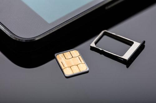 Sim điện thoại chứa nhiều thông tin quan trọng của người dùng.
