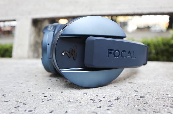 Tai nghe không dây pin 20 tiếng, sạc nhanh của Focal