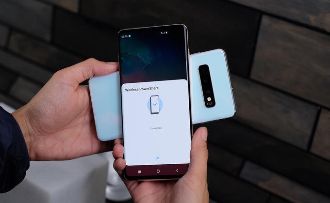 Galaxy S10+ - smartphone mạnh nhất của Samsung
