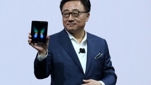 Lý do Samsung chưa cho trải nghiệm Galaxy Fold - Ảnh 1
