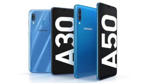 Samsung ra Galaxy A30 và A50 với màn hình Infinity-U - Ảnh 1
