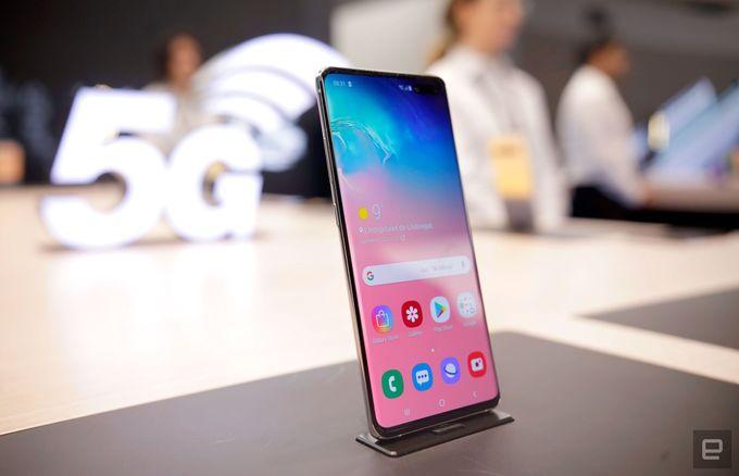 Samsung, Xiaomi bắt đầu cuộc đua smartphone 5G