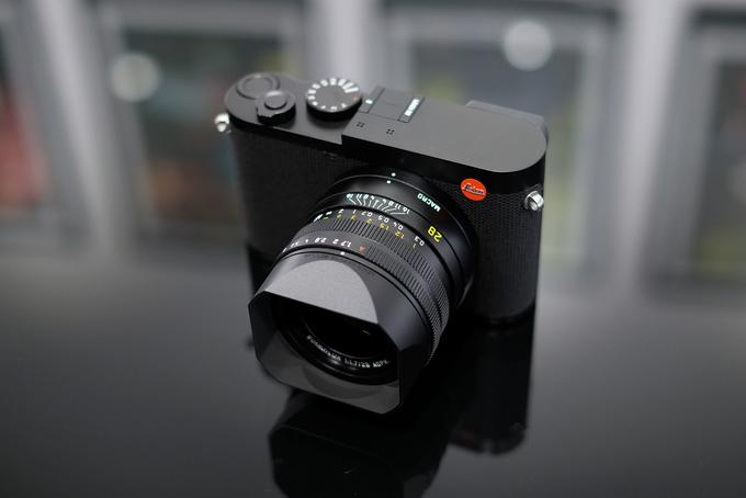 Leica Q2 - máy ảnh cho dân chơi chuyên nghiệp, giá 139 triệu đồng