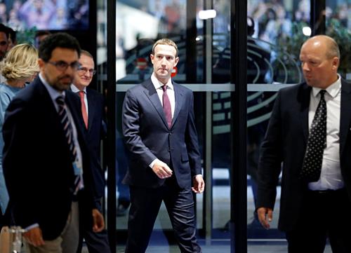 Mark Zuckerberg được bảo vệ thế nào ở Facebook - Ảnh 1