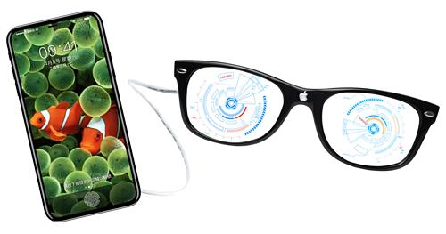 Apple có thể làm kính AR hỗ trợ iPhone năm nay - Ảnh 1