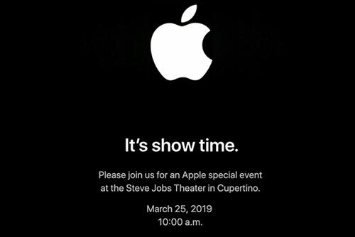 Apple ra mắt sản phẩm mới ngày 25/3 - Ảnh 1