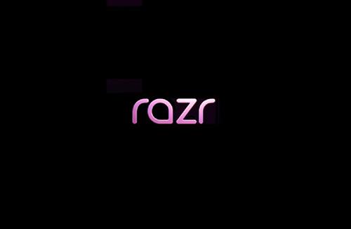 Logo Motorola Razr mới. Ảnh: XDA Developers.