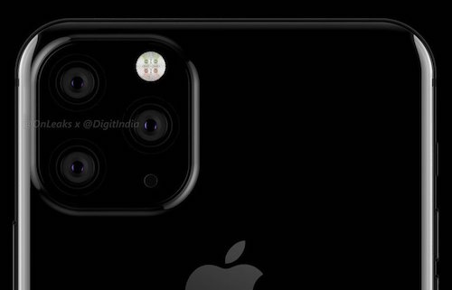 iPhone 11 sẽ có ba camera mặt sau - Ảnh 2