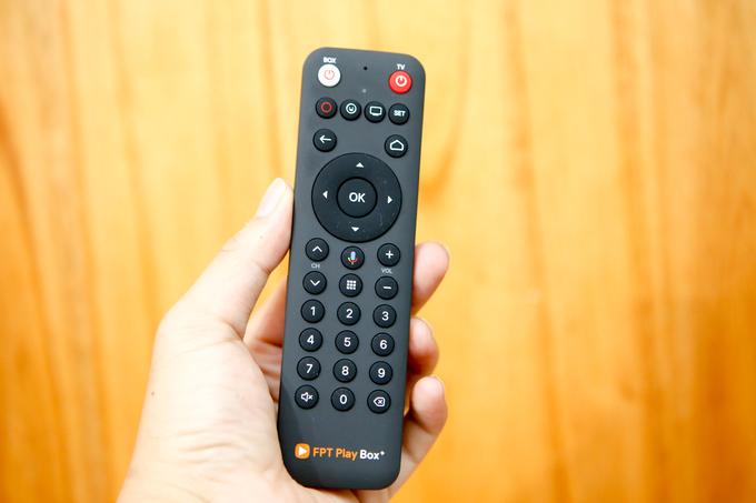 FPT Play Box +: Thiết bị đầu tiên trên thế giới chạy Android TV P