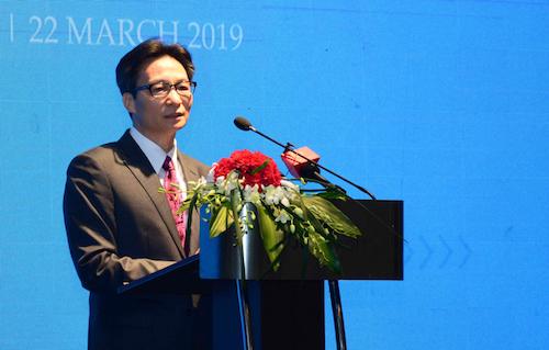 Phó Thủ tướng Vũ Đức Đam: 'ASEAN cần hợp tác để đi đầu về 5G'