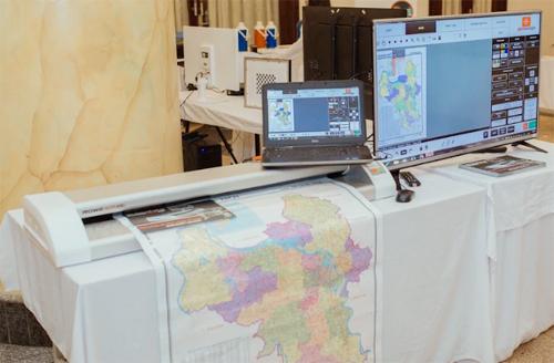 Máy scan cho chuyển đổi số