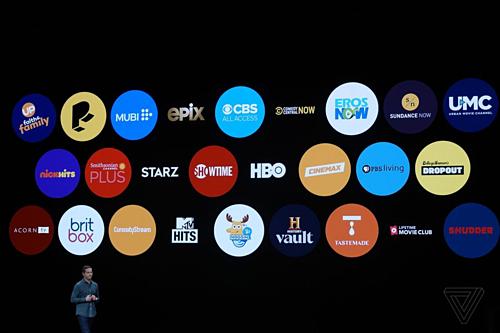 Không chỉ cung cấp nội dung từ các đối tác truyền hình, Apple còn trực tiếp sản xuất nội dung độc quyền giống Netflix.