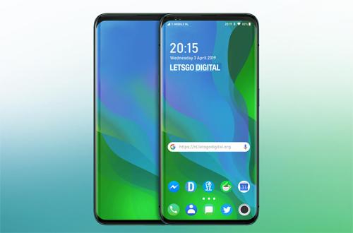 Ảnh dựng của Letsgodigital về hai mẫu smartphone này.