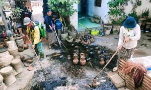 Vẻ đẹp làng nghề truyền thống Ninh Thuận