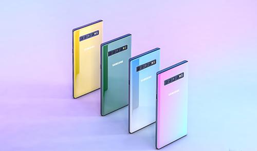 Samsung Galaxy Note 10 có thể ra mắt 4 phiên bản như Galaxy S10.
