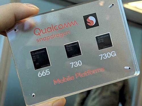 Ba chip xử lý vừa được Qualcomm ra mắt. Ảnh: Notebookcheck