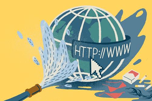 Trung Quốc rất mạnh tay trong việc trừng phát các công ty để lọt nội dung độc hại lên mạng Internet.