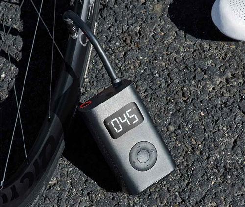Xiaomi Bicycle Pump.