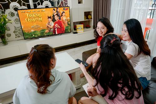 Đồng thời, K+ còn mang đến những bộ phim Việt chiếu rạp và kho VOD khổng lồ