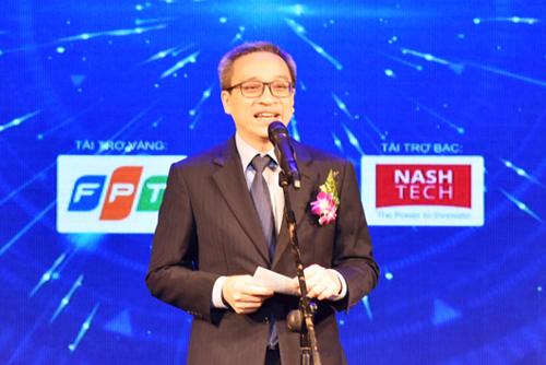 Thứ trưởng Phan Tâmcho biết Bộ TTTT đang xây dựng chương trình Chuyển đổi số quốc gia.