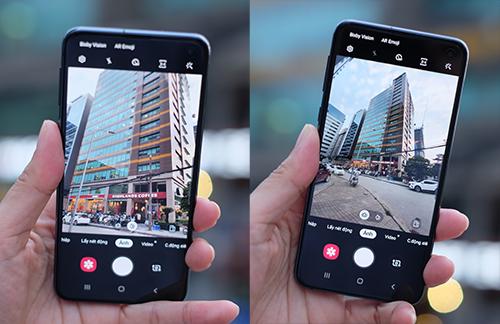 Ống kính siêu rộng - vũ khí mới cho camera trên smartphone - ảnh 3