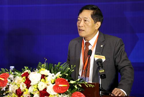 Ông Trần Văn Tùng, Thứ trưởng Bộ Khoa học và Công nghệ. Ảnh: Tuấn Hưng