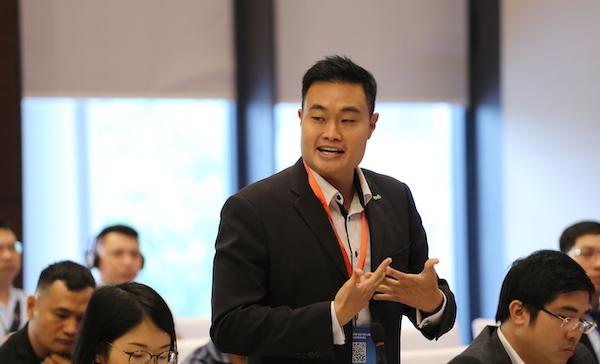 Ông Jerry Lim – CEO Grab Việt Nam