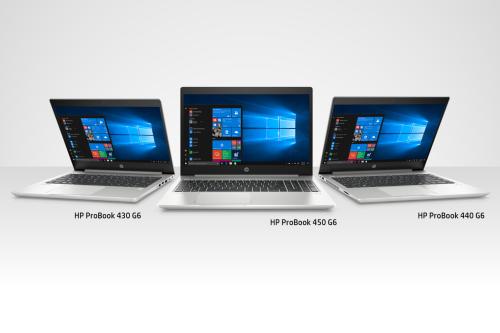 HP ProBook 400 series G6 được nâng cấp cấu hình với thiết kế mỏng hơn