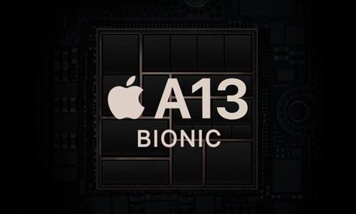 Bộ xử lý A13 sẽ được dùng trên các mẫu iPhone mới.