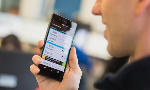 Google Translatotron cho phép dịch giọng nói mà không cần bước trung gian là chuyển thành văn bản.