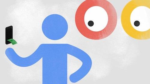 Google lưu trữ các thông tin thanh toán của người dùng lên đến 5 năm.