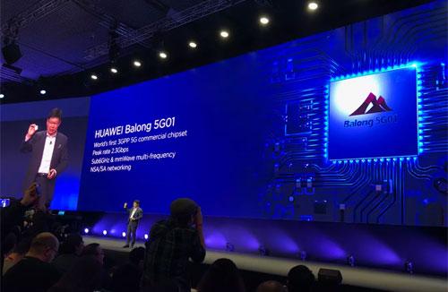 Các công ty chip xử lý Mỹ đồng loạt ngừng cung cấp cho Huawei.