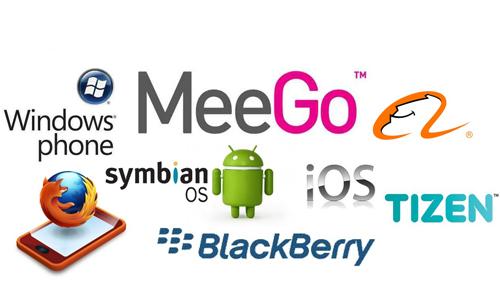 Khoảng 10 năm trước, thị trường smartphone đa dạng hệ điều hành chứ không chỉ có iOS và Android như hiện nay.