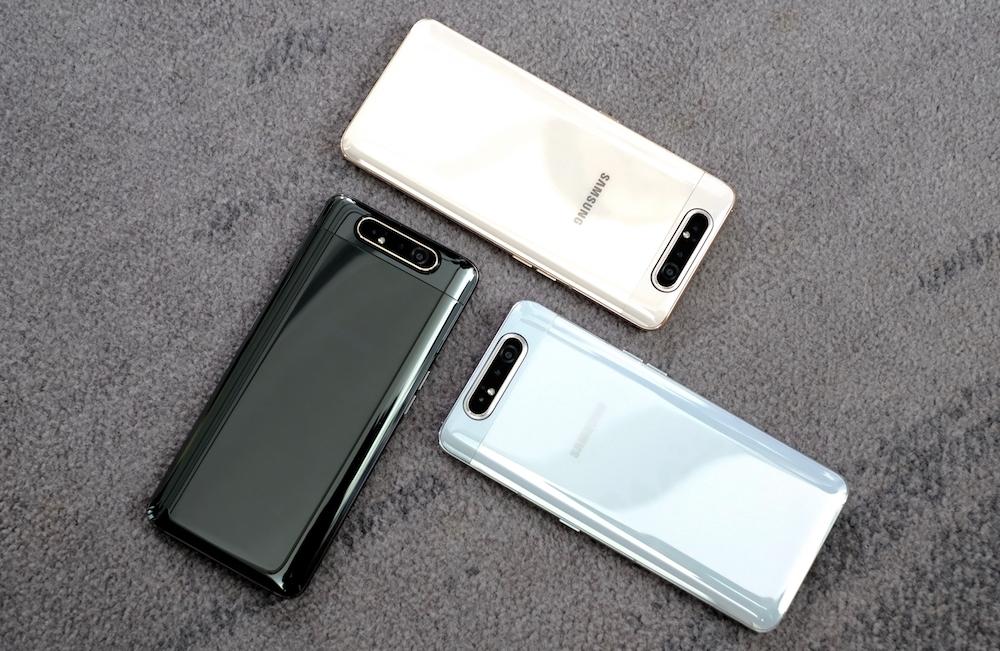 8 smartphone tầm trung bán trong tháng 6