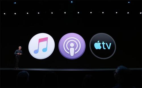 Apple khai tử iTunes - ảnh 1