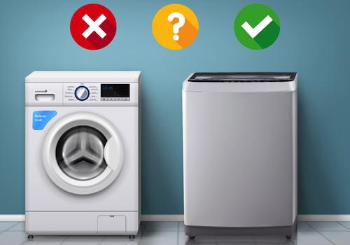 Những rắc rối thường gặp khi sử dụng máy giặt