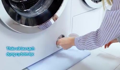 Những rắc rối thường gặp khi sử dụng máy giặt - 2