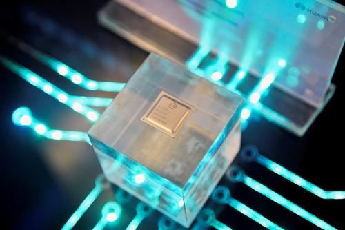 Sản xuất chip là một trong những lĩnh vực quan trọng của Huawei. Ảnh: SCMP.