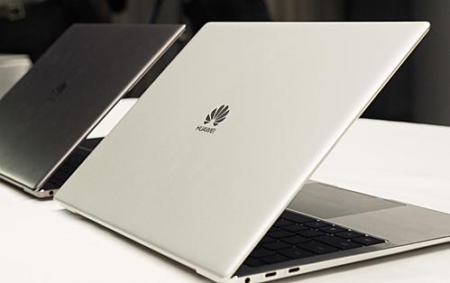 Laptop của Huawei dùng chip của Intel và hệ điều hành Windows của Microsoft, đều có nguồn gốc từ Mỹ. Ảnh: Pocketlint.