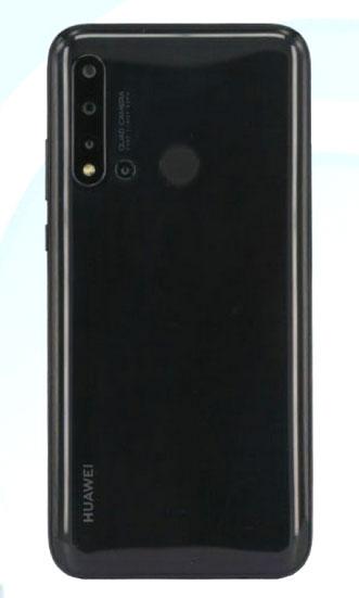 Ảnh thiết kế Nova 5ilộ diện trong bản đăng ký tên thương hiệu của Huawei tại Trung Quốc.