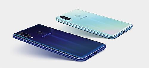Smartphone tầm trung của Samsung không còn jack tai nghe 3,5 mm.