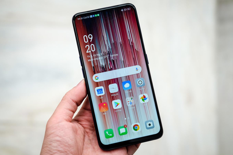 5 smartphone có thiết kế khác biệt nửa đầu 2019