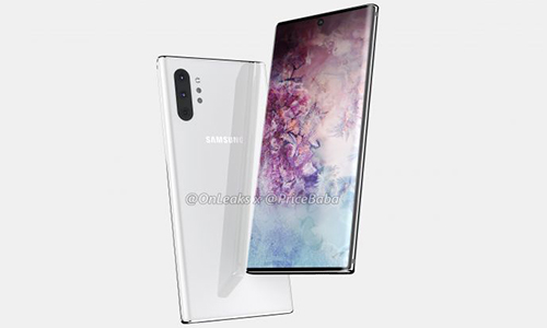 Samsung sẽ ra Galaxy Note 10 ngày 7/8 - Ảnh 1